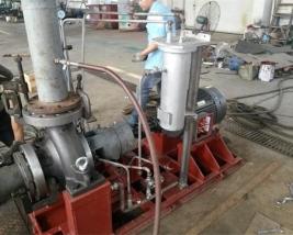 高温高压热水泵