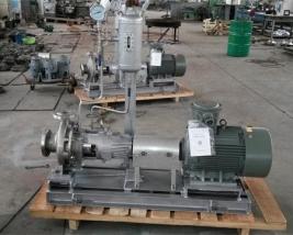 山西化工泵加工